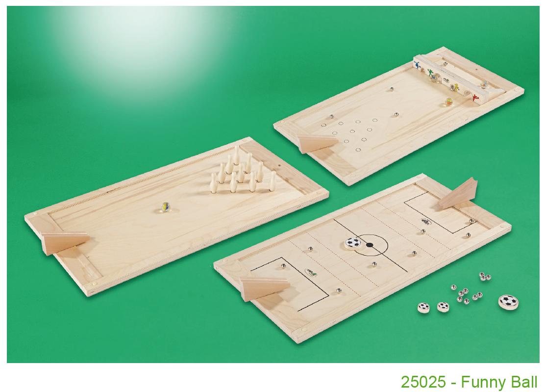Stalo žaidimų rinkinys Image