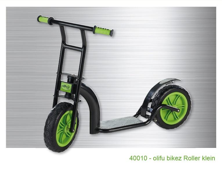 Olifu bikez (mažas paspirtukas, 5-8 metų) Image