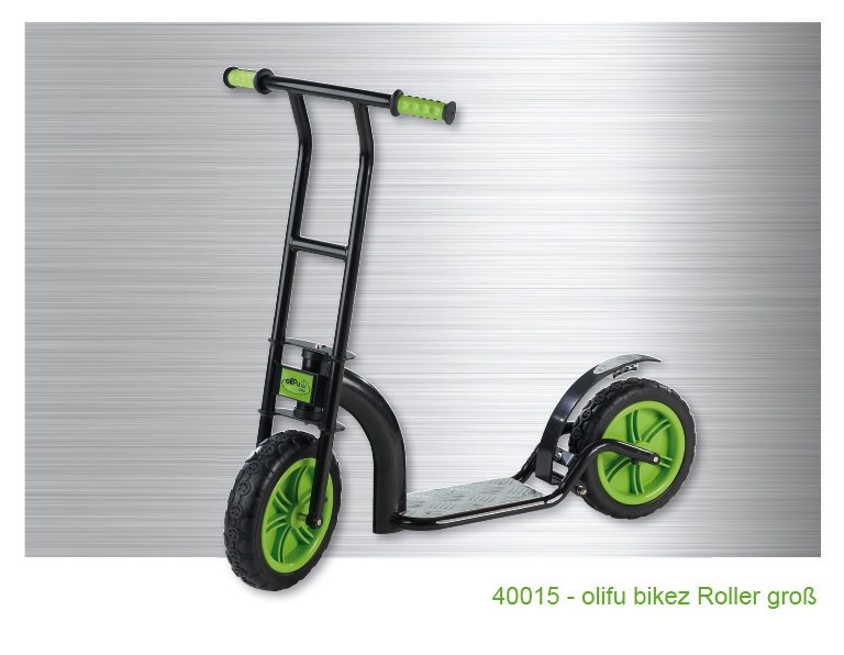 Olifu bikez ( didelis paspirtukas, 6-10 metų ) Image