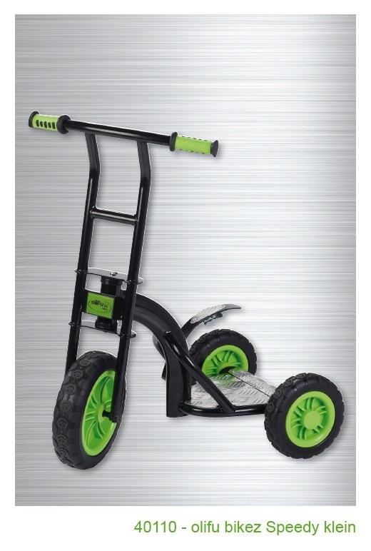 Olifu bikez ( mažas triratis paspirtukas, 4-8 metų) Image