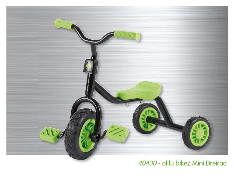 Olifu mini bikez (triratis, 1-4 metų) Image