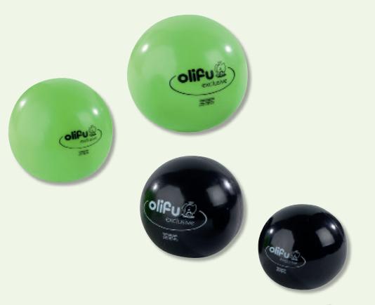 Terapiniai kamuoliai, rinkinys 4 vnt. Image