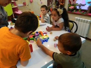 Moldavija vaikų darželis