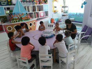 Turkijos vaikų darželis