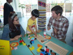 Vaikų darželis. Kinija