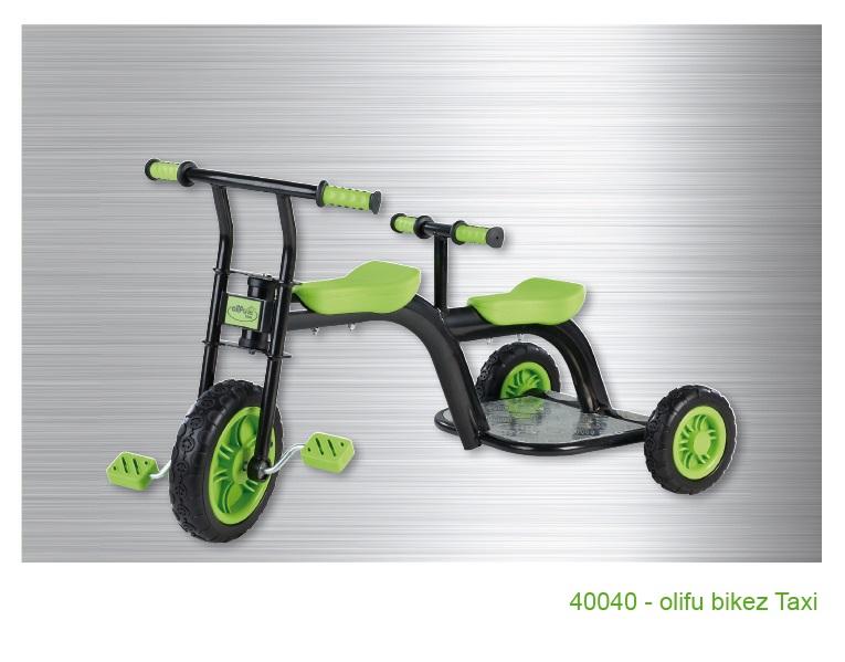Olifu bikez Taxi (3-6 metų) Image