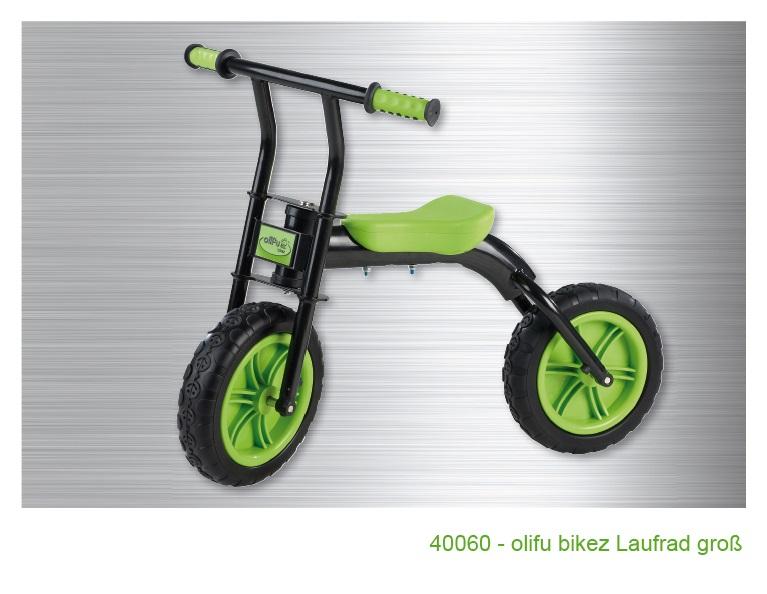 Olifu bikez (didelis balansinis dviratukas, 4-6 metų ) Image