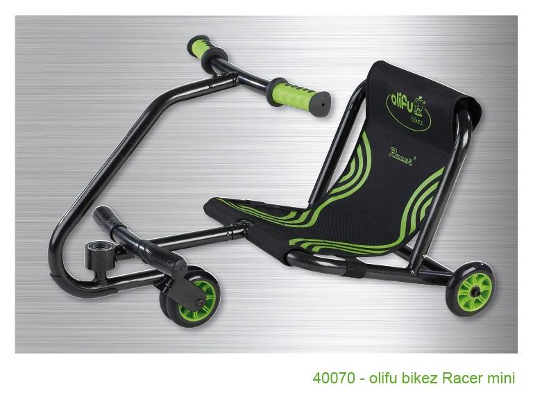 Olifu lenktyninis triratis (2-4 metų) Image