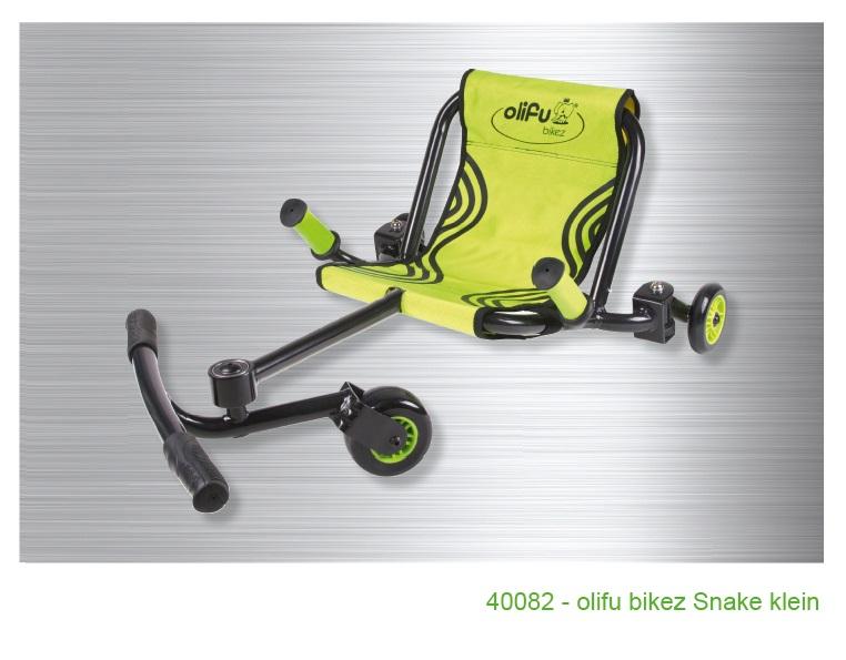 Olifu bikez snake, mažas (4-7 metų) Image