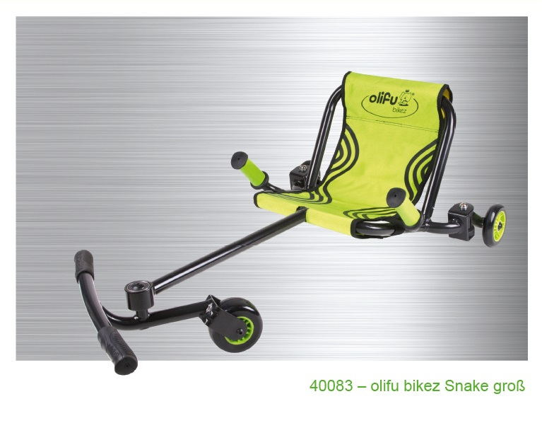 Olifu bikez snake, vidutinis (6-10 metų) Image