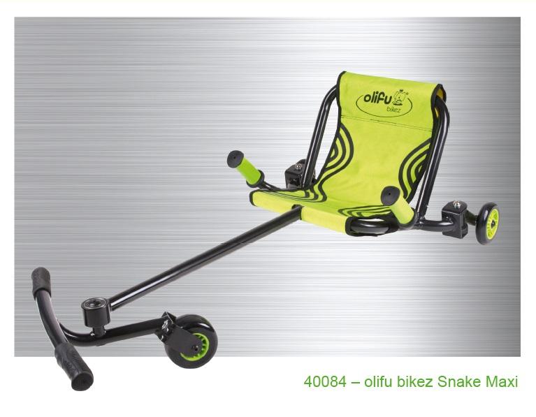 Olifu bikez snake, didelis (9-15 metų) Image