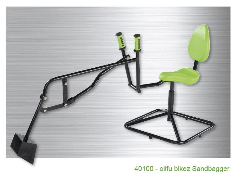 Olifu bikez smėlio kasimo mašina (nuo 4 metų) Image