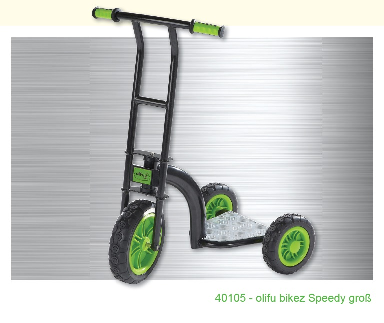 Olifu bikez ( didelis triratis paspirtukas, 5-9 metų ) Image