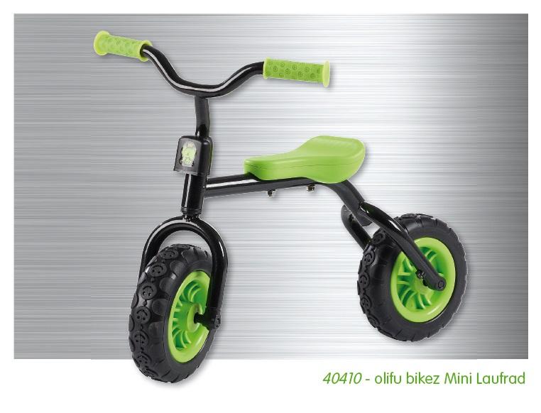 Olifu mini bikez (balansinis dviratukas) 2-4 metų vaikams Image
