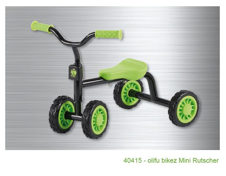 Olifu mini bikez (keturratis) 1-4 metų vaikams Image