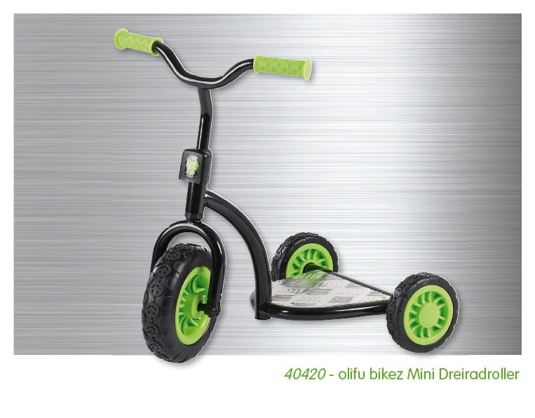 Olifu mini bikez (triratis paspirtukas, 2-4 metų) Image