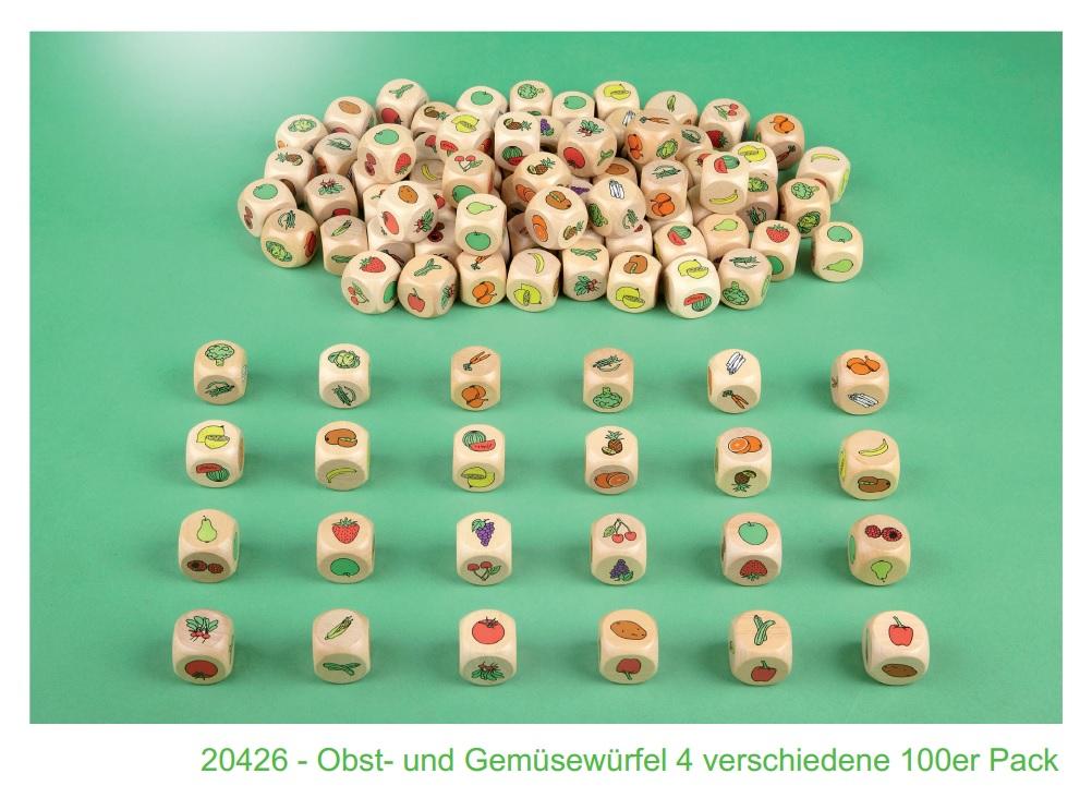 Vaisių ir daržovių kauliukai Image